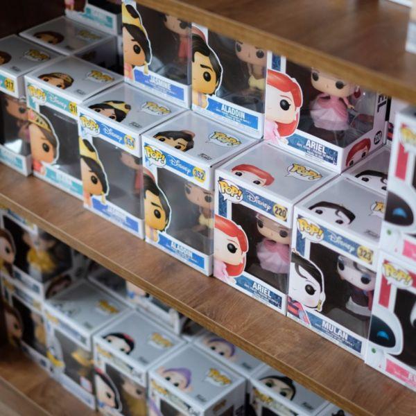 Dowiedz się więcej na temat sklepu Pop! Vinyl
