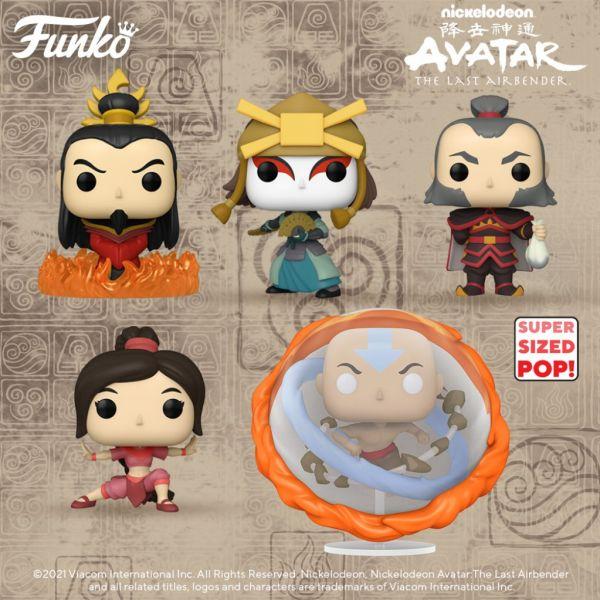 Niesamowite wieści! Awatar Aang powróci z nowymi figurkami, by być może stawić czoła Herkulesowi!