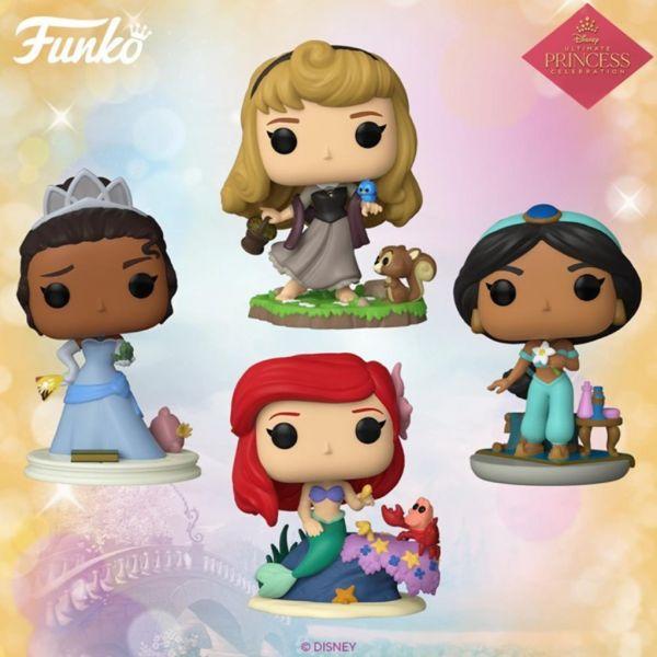 """Nowości z Disneya, czyli przepiękne księżniczki, Cruella oraz postacie z atrakcji """"To mały świat"""" z Disneylandu!"""
