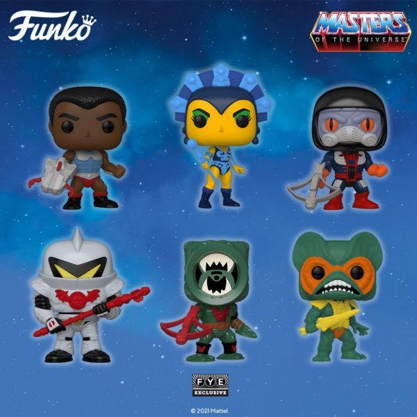 """""""Masters of the Universe"""" powraca do działu """"Retro Toys"""" z kilkoma ciekawymi figurkami!"""