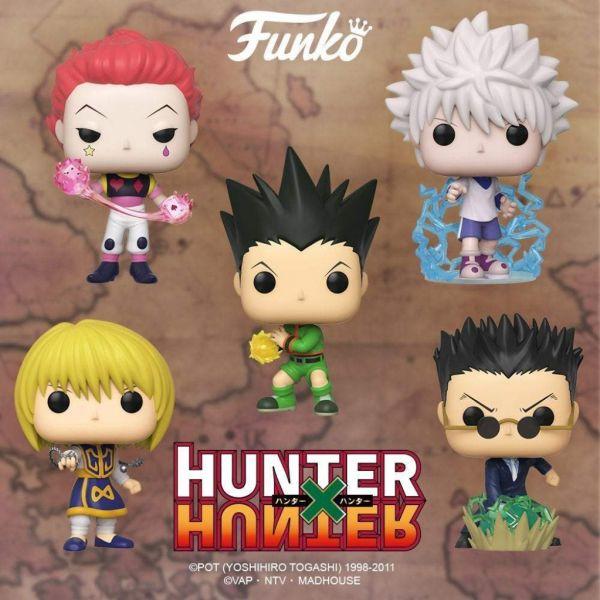 """Jeśli zdaliście już egzamin na Łowcę, to możecie zainwestować w figurki z """"Hunter x Hunter""""!"""