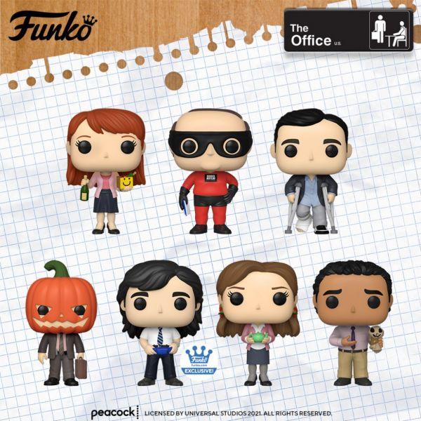 """Bohaterowie serialu """"The Office"""" oraz John Waters hucznie obchodzą Halloween!"""