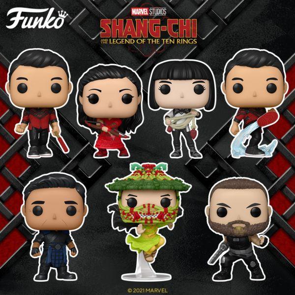 """Na horyzoncie widać już figurki z nadchodzącego filmu """"Shang-Chi i legenda dziesięciu pierścieni"""""""