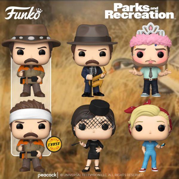 """Oglądaliście """"Parks and Recreation""""? Jeśli tak, to szykujcie się na nowe figurki!"""