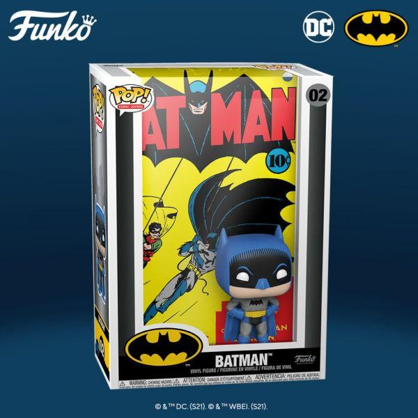 Niesamowita linia figurek z okładką w tle od Funko! Nadciąga Superman, Batman, Geralt, Sonic i wiele więcej!