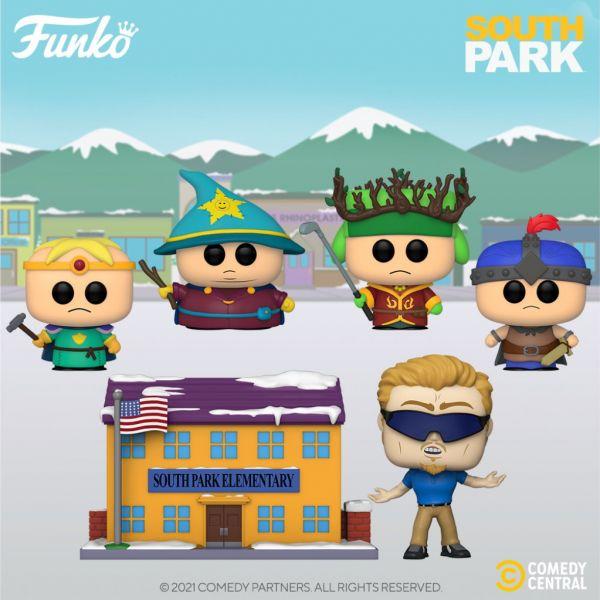 Mieszkańcy South Park już niebawem zaszczycą swoją obecnością nasz magazyn!