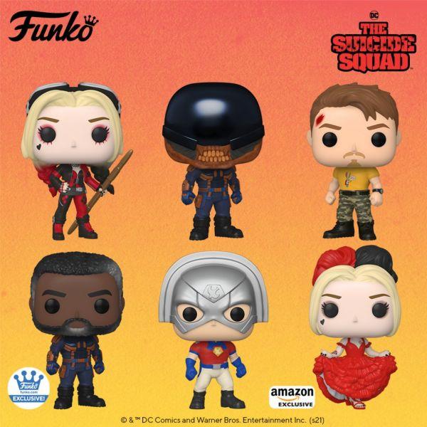 """Już niebawem w naszej ofercie znajdą się figurki z filmu """"Legion samobójców: The Suicide Squad""""!"""
