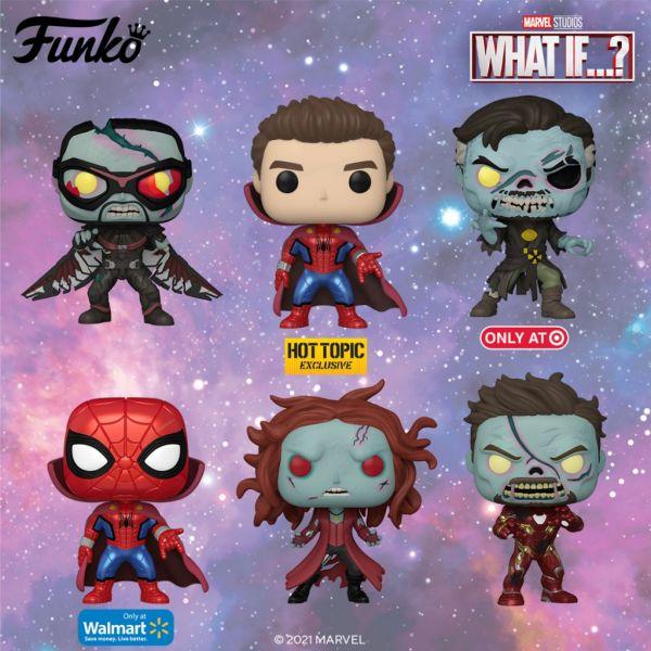 """Nadchodzący serial """"What If...?"""" może zszokować nie jednego fana Marvela. Już niebawem pierwsze figurki"""