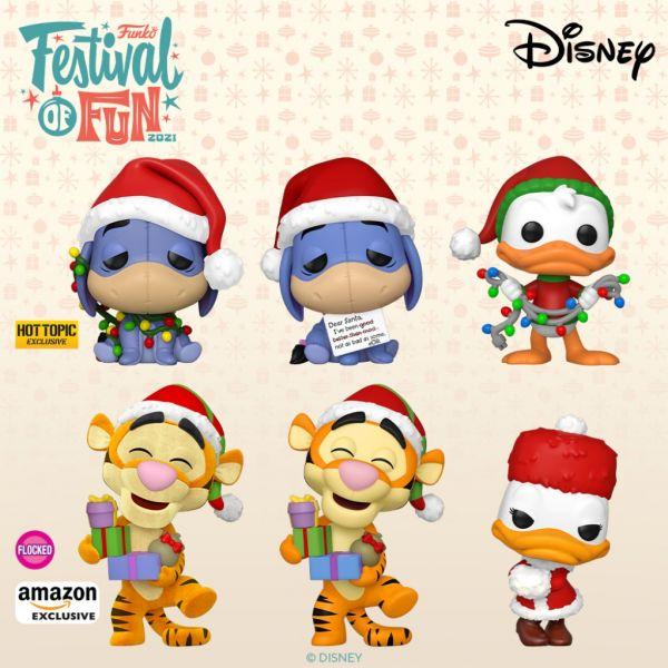 Święta z Funko zaczynają się latem! Nadchodzą nowe figurki z Disneya