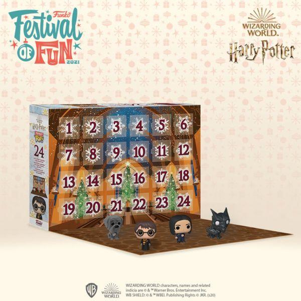 Nowe kalendarze adwentowe od Funko zapowiadają się bardzo ciekawie!