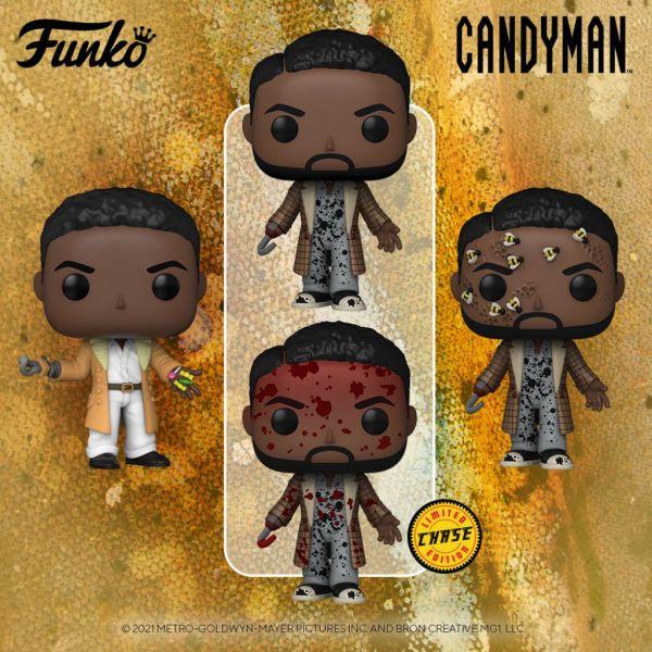 """""""Candyman"""" w nowej odsłonie już w kinach, a niebawem pojawią się też figurki!"""