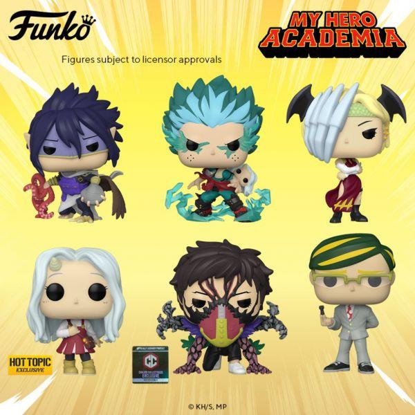 Boku no Hero Academia z nowymi, wyśmienitymi figurkami!