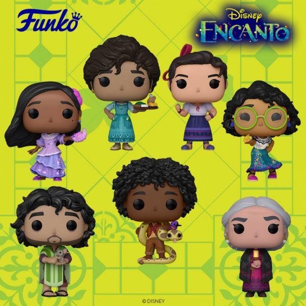 """Premiera filmu """"Nasze magiczne Encanto"""" już w listopadzie, a dziś możemy zobaczyć figurki!"""