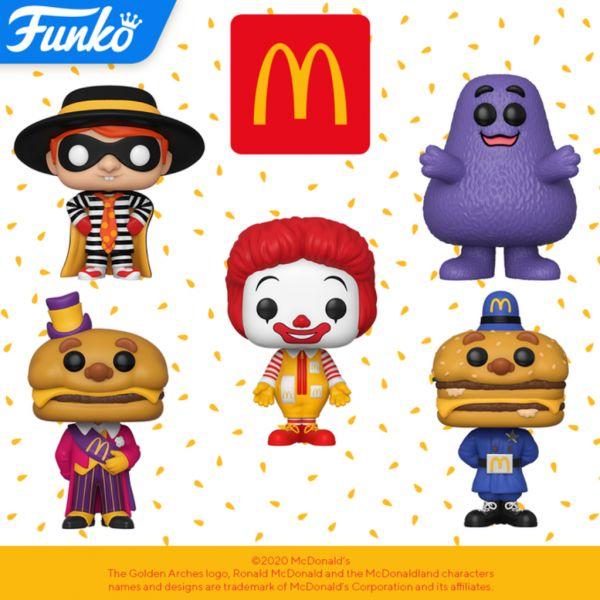 Ikony marki McDonald's są już niemal wszędzie! Teraz i na naszych półkach!