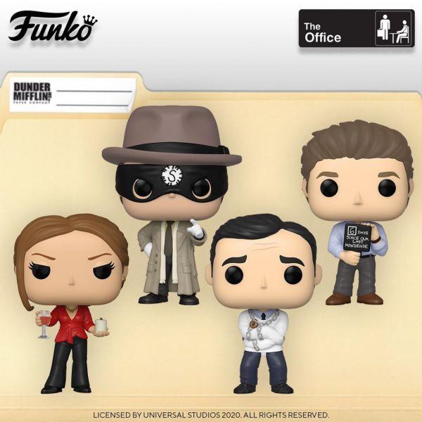 """""""The Office"""" otrzyma kolejną falę figurek POP! Vinyl od Funko!"""