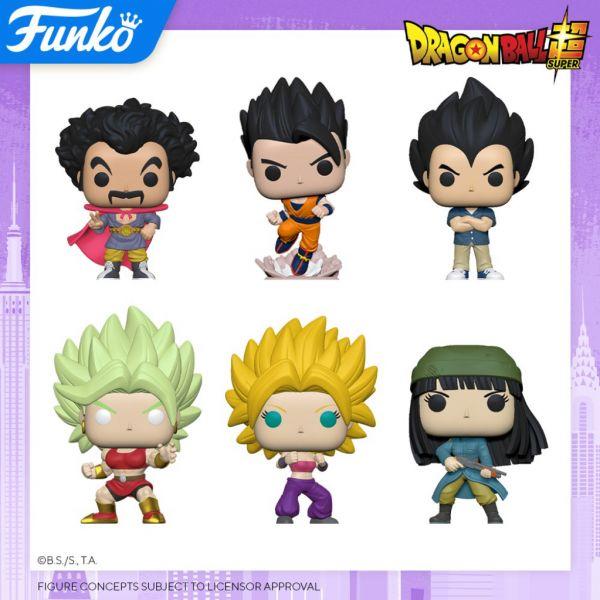 Funko ponownie stworzy nową partię figurek Pop! Vinyl z serii Dragon Ball