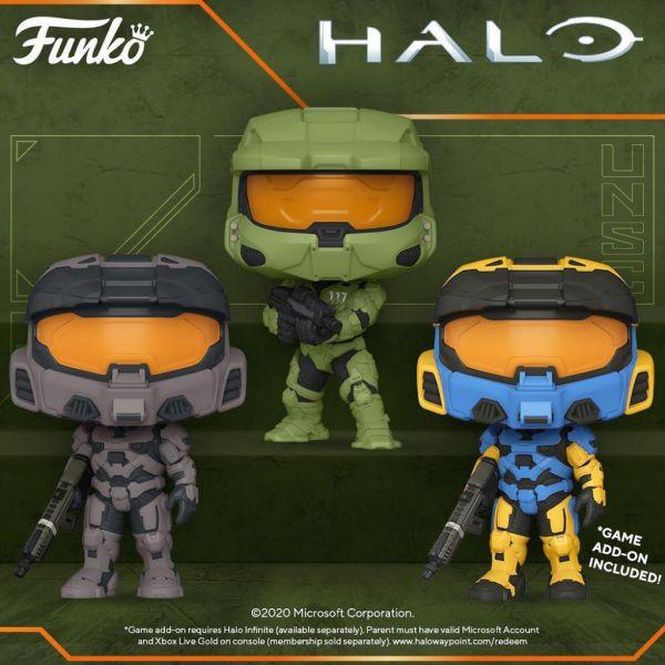 """W grę """"Halo Infinite"""" zagramy dopiero jesienią 2021 roku, ale figurki będąszybciej!"""