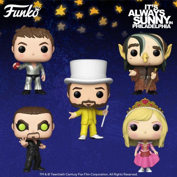 """""""U nas w Filadelfii"""" to kolejny sitcom, który został doceniony przez Funko! Tak samo, jak i Phil z """"Dnia świstaka""""!"""