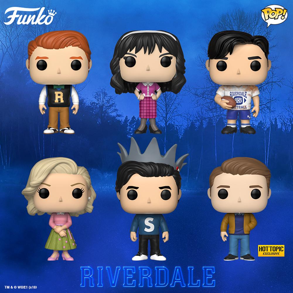 Druga seria figurek Riverdale niebawem w ofercie