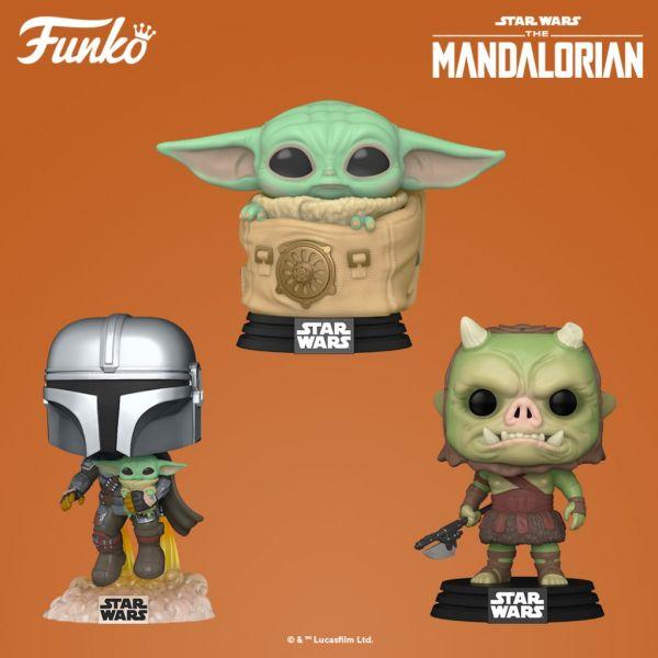Kolejny Baby Yoda? Nowy Mando? Takich postaci od Funko nigdy za wiele!