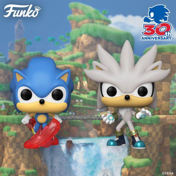 Dacie wiarę, że Sonic ma już prawie 30 lat? Funko zaczyna świętowanie!