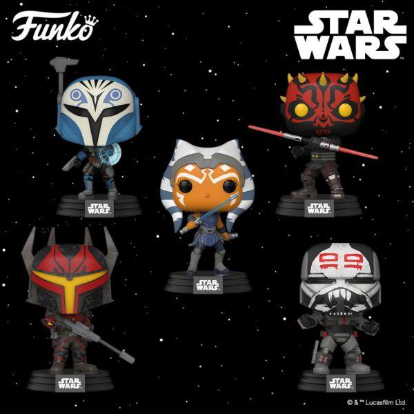 Funko ponownie rozpieszcza fanów uniwersum Gwiezdnych Wojen!