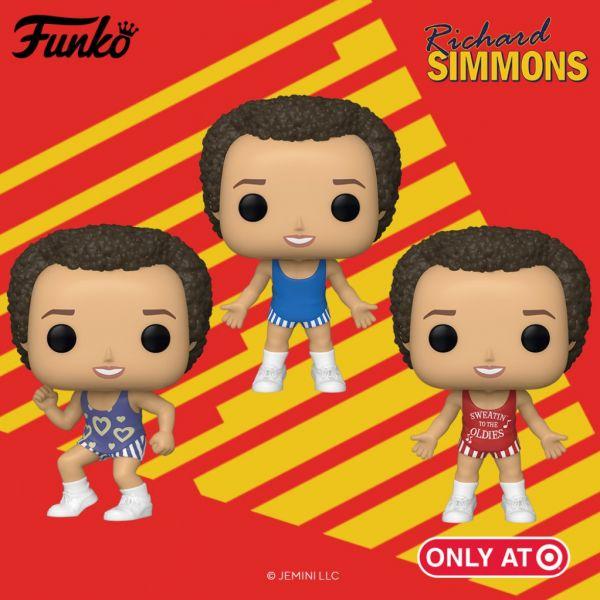 Richard Simmons z chęcią zadba o naszą formę, a dzięki Funko również dotrzyma towarzystwa!