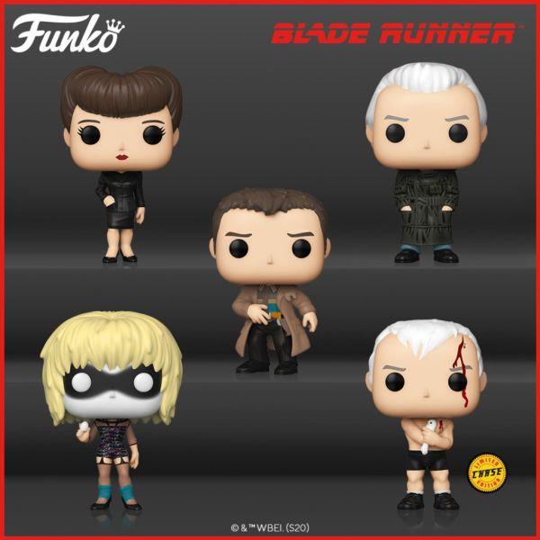 """Kolejną nowością od Funko będą figurki z epickiego filmu """"Blade Runner""""!"""