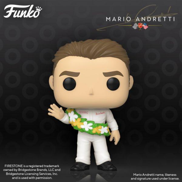 Mario Andretti z zawrotną prędkością wjedzie na Wasze kolekcjonerskie półki!