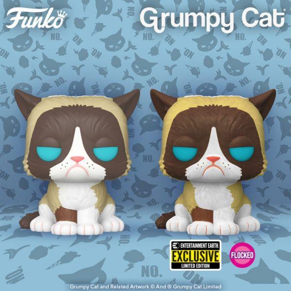 Jedna z największych sław kociego świata doczekała się figurki od Funko!