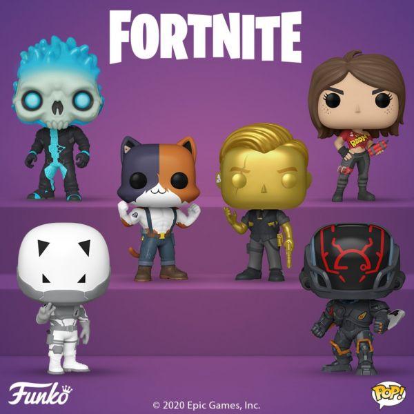 Grywacie jeszcze w Fortnite? Funko zapowiada kolejną falę figurek!