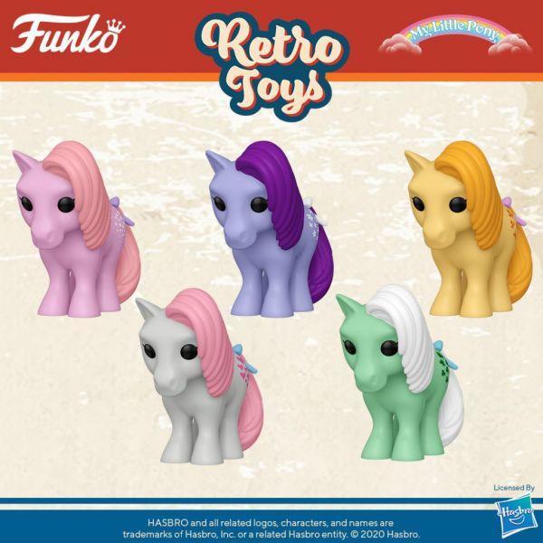 """Funko dosłownie zasypuje nas figurkami z serii """"Retro Toys""""!"""