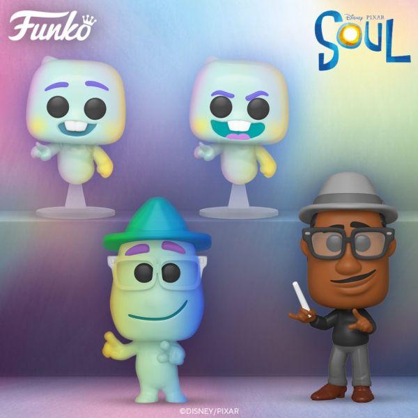 """Animacja """"Co w duszy gra"""" skłania do refleksji, a Funko prezentuje figurki"""