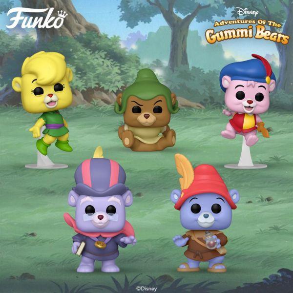 Śpiewamy razem z Funko: Zobacz sam, jak Gumisie skaczą tam i siam!