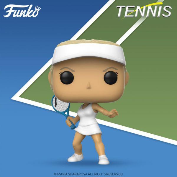 Gwiazdy tenisa w kolejnych sportowych nowościach od Funko!