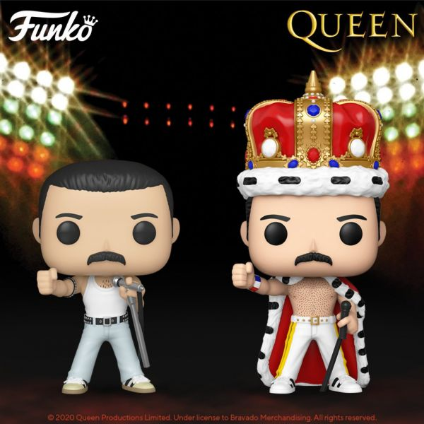 Funko zapowiada czadowe nowości. Queen i My Chemical Romance będą na wyciągnięcie ręki!