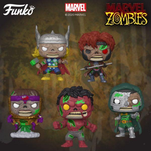 Marvelowe zombie znowu atakują nasze kolekcjonerskie półki!