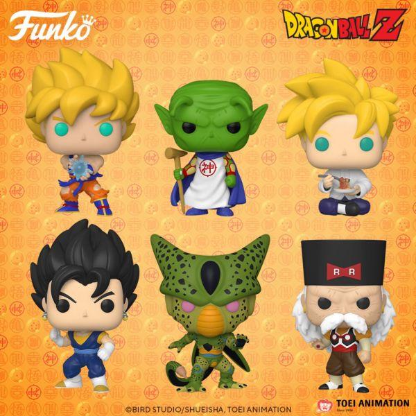 """Ekscytująca zapowiedź nowych modeli figurek dla fanów """"Dragon Ball Z""""!"""