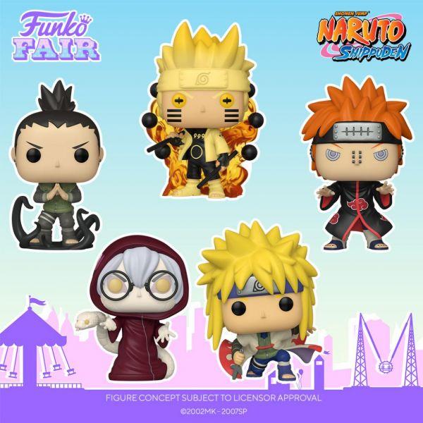 Niech każdy fan Naruto rozpocznie świętowanie - nadchodzą nowe figurki!