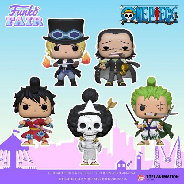 """Fani """"One Piece"""" stawiajcie żagle! Obieramy kurs na nową serię figurek!"""