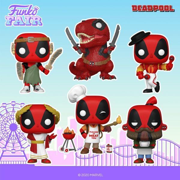 Nadciąga potężna inwazja wcieleń nikogo innego, jak jedynego w swoim rodzaju Deadpoola!