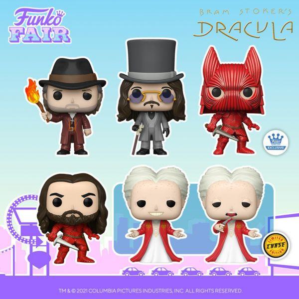 """Film """"Drakula"""" z 1992 roku otrzyma od Funko niepowtarzalną linię świetnych figurek!"""