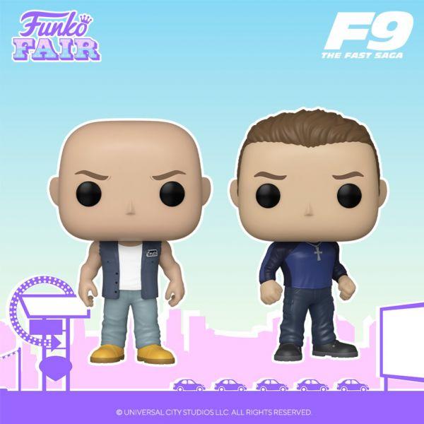 """Film """"Szybcy i wściekli 9"""" trafi do kin za kilka miesięcy, a nowe figurki już teraz prezentują się zacnie!"""