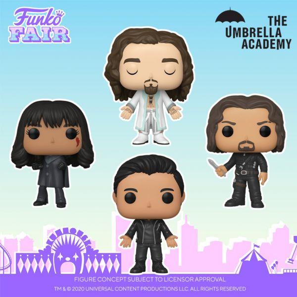 """Drugi sezon """"The Umbrella Academy"""" był przegenialny! Nowe figurki mu dorównują!"""