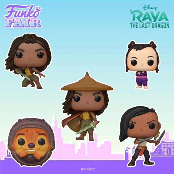 """""""Raya i ostatni smok"""" może być prawdziwym hitem - podobnie jak nadchodzące figurki!"""