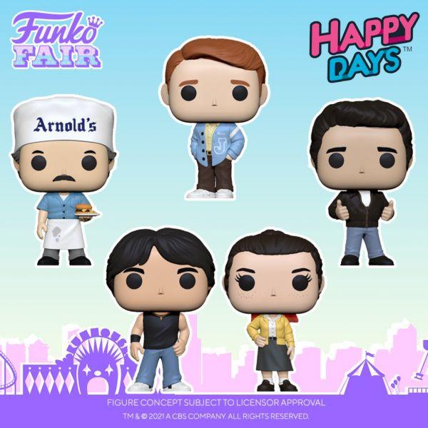 """""""Happy Days"""" i """"Frasier"""" to sitcomy pokochane przez Funko!"""