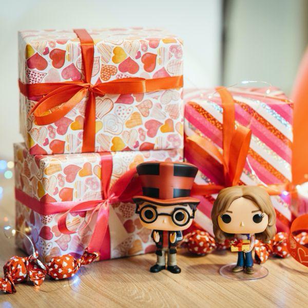 Walentynkowe i urodzinowe style pakowania ozdobnego już w ofercie!
