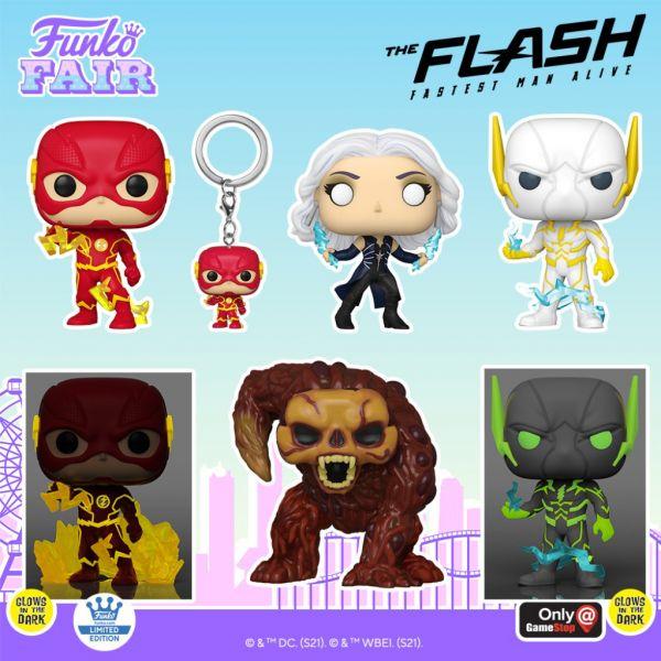 Flash - najszybszy człowiek na świecie - zasługuje na honorowe miejsce w Waszej kolekcji!