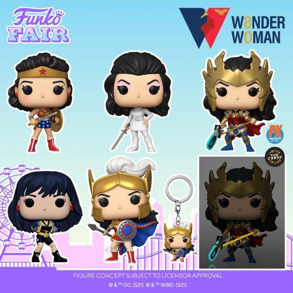 Nadchodzą nowe figurki Wonder Woman z okazji 80-lecia serii oraz Superman w ciekawym wydaniu!