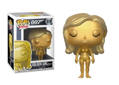 James Bond - Golden Girl